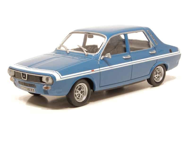renault r12 gordini 1970 eligor 1 43 autos miniatures tacot. Black Bedroom Furniture Sets. Home Design Ideas