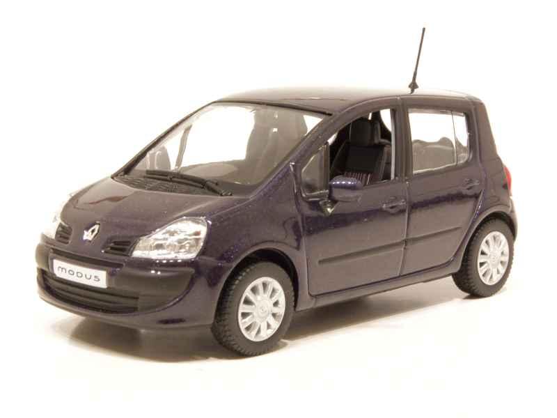 renault modus 2007 norev 1 43 autos miniatures tacot. Black Bedroom Furniture Sets. Home Design Ideas