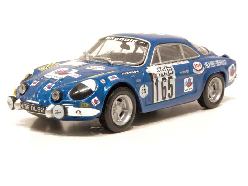 63989 Alpine A110 Tour de France 1975