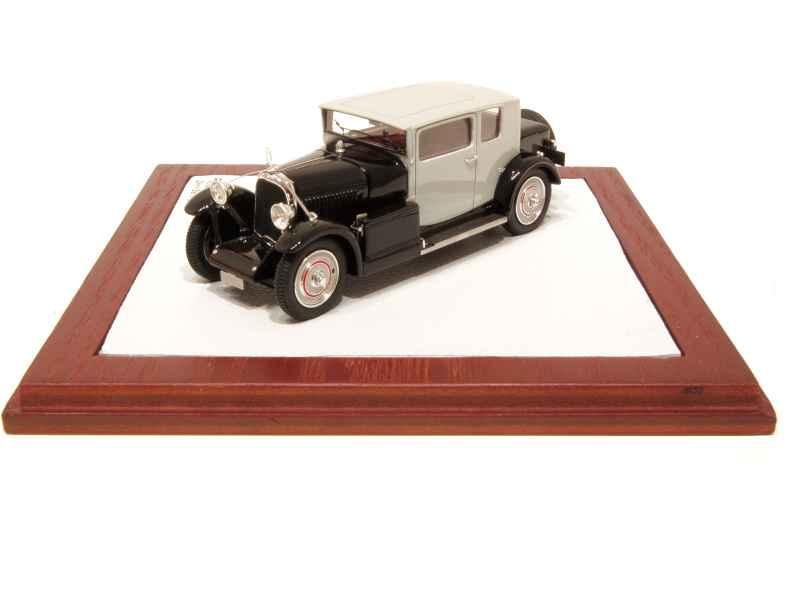 Chromes - Voisin C14 Chartre 1931 1/43