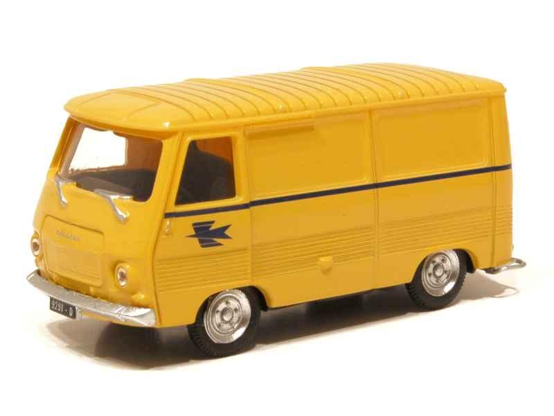 peugeot j7 poste 1968 norev micro ho 1 87 autos miniatures tacot. Black Bedroom Furniture Sets. Home Design Ideas