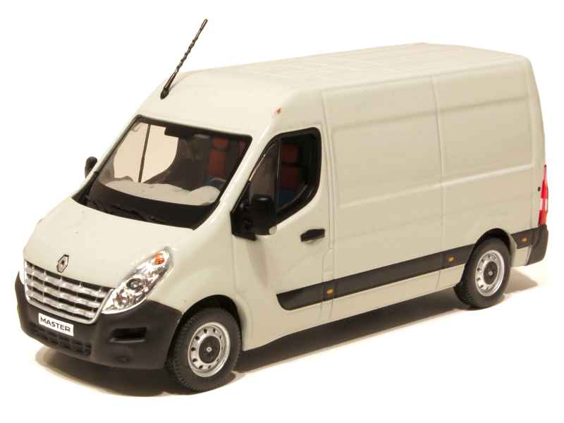 renault master iii l2h2 fourgon 2010 norev 1 43 autos miniatures tacot. Black Bedroom Furniture Sets. Home Design Ideas