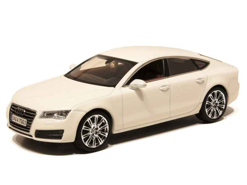 audi a7 sportback 2010 kyosho 1 43 autos miniatures tacot. Black Bedroom Furniture Sets. Home Design Ideas