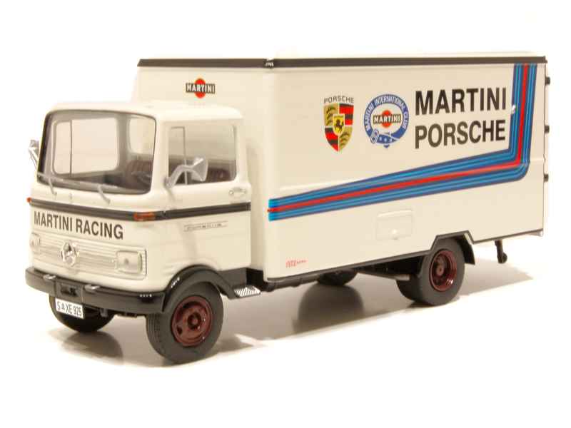 64530 Mercedes LP 608 Martini Porsche Racing