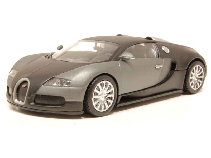 bugatti veyron 2009 minichamps 1 43 autos miniatures tacot. Black Bedroom Furniture Sets. Home Design Ideas