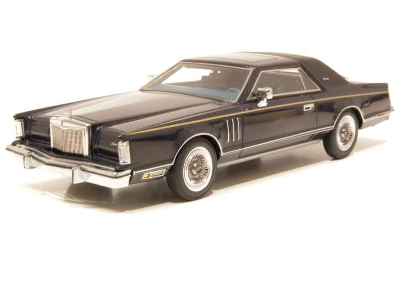 64571 Lincoln Continental MKV 1979