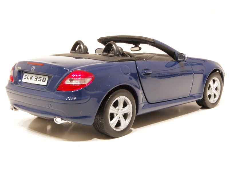 mercedes slk 350 r171 2004 welly 1 24 autos. Black Bedroom Furniture Sets. Home Design Ideas