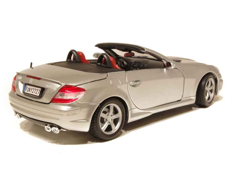 mercedes slk 55 amg r171 2005 solido 1 18 autos. Black Bedroom Furniture Sets. Home Design Ideas