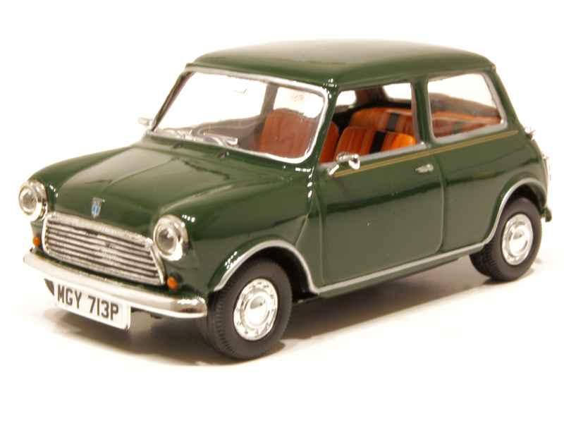 austin mini 1000 stripey 1976 vitesse 1 43 autos miniatures tacot. Black Bedroom Furniture Sets. Home Design Ideas