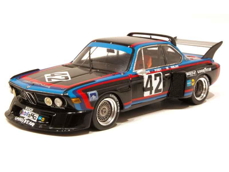 Bmw 3 5 Csl E09 Le Mans 1976 Spark Model 1 43 Autos Miniatures Tacot