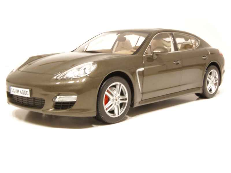porsche panamera turbo 2009 norev 1 18 autos miniatures tacot. Black Bedroom Furniture Sets. Home Design Ideas