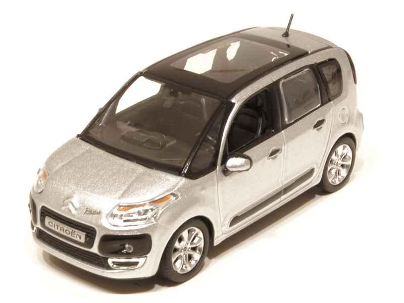 citro n c3 picasso 2009 norev 1 43 autos miniatures tacot. Black Bedroom Furniture Sets. Home Design Ideas