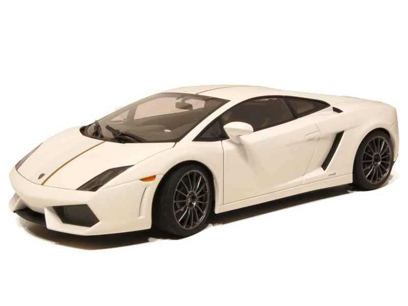 lamborghini gallardo lp 550 2 balboni 2009 autoart 1 18 autos miniatures tacot. Black Bedroom Furniture Sets. Home Design Ideas