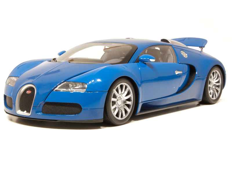 bugatti veyron 2009 minichamps 1 18 autos miniatures tacot. Black Bedroom Furniture Sets. Home Design Ideas