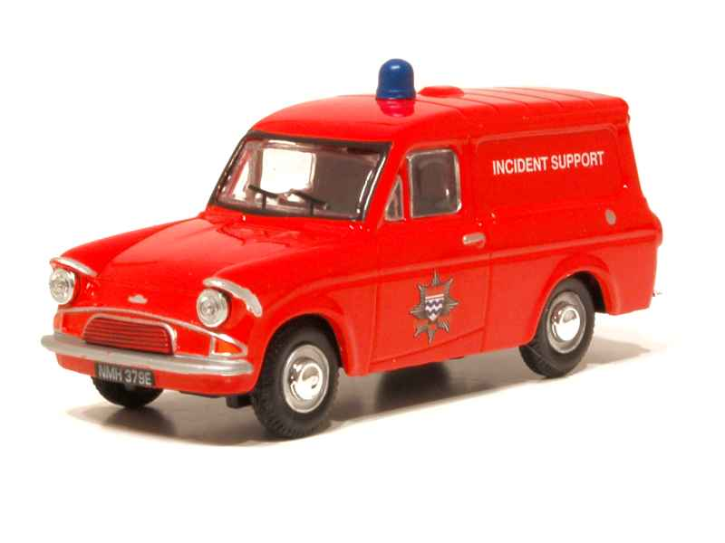 65157 Ford Anglia Van Pompiers