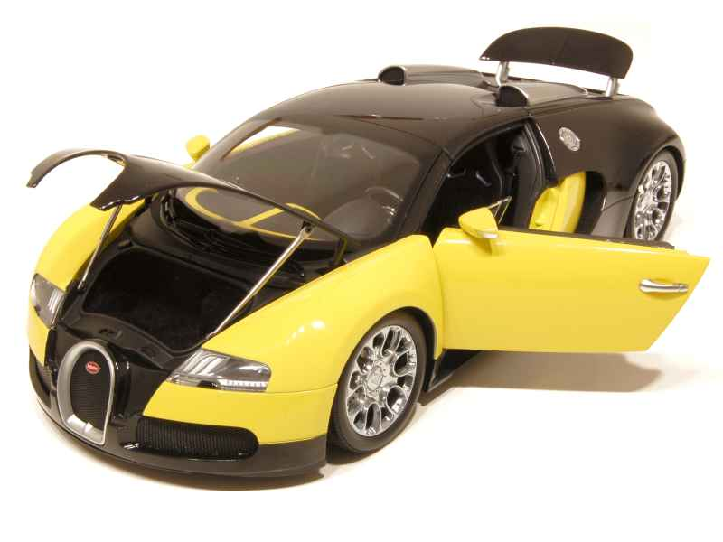 bugatti veyron grand sport 2009 minichamps 1 18 autos miniatures tacot. Black Bedroom Furniture Sets. Home Design Ideas