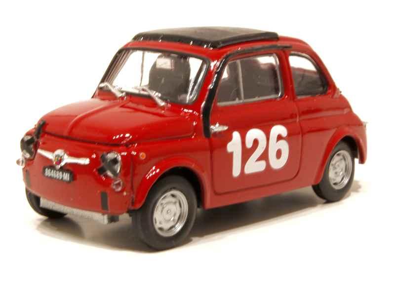 Voiture Miniature Fiat 500 1 43 Amp 1 18 Autos Miniatures