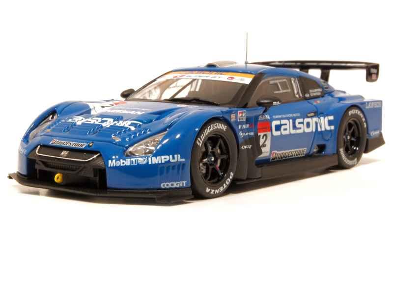 Entrega gratuita y rápida disponible. Ebbro - Nissan Nissan Nissan GT-R súper GT500 2010 - 1 43  los clientes primero