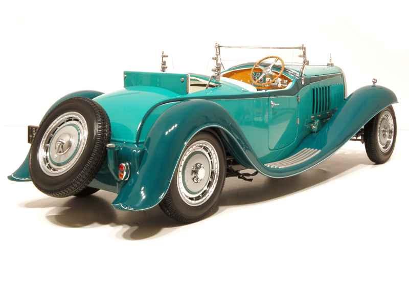 bugatti type 41 royale esders bauer 1 18 autos miniatures tacot. Black Bedroom Furniture Sets. Home Design Ideas