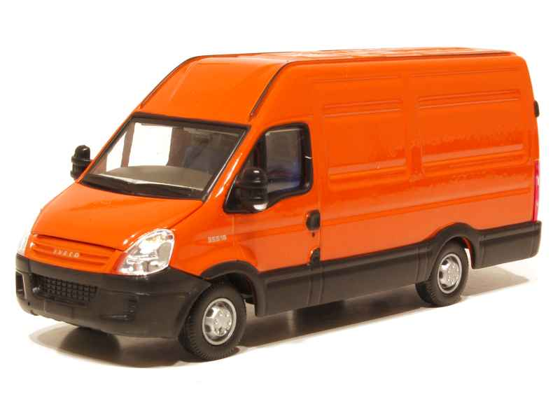 iveco daily fourgon old cars 1 43 autos miniatures tacot. Black Bedroom Furniture Sets. Home Design Ideas