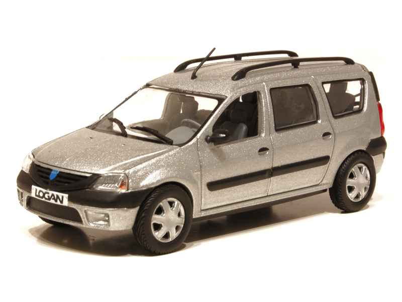 renault dacia logan mcv 2006 solido 1 43 autos miniatures tacot. Black Bedroom Furniture Sets. Home Design Ideas
