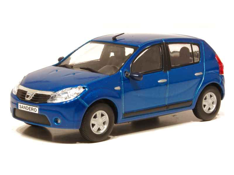 renault dacia sandero 2008 solido 1 43 autos miniatures tacot. Black Bedroom Furniture Sets. Home Design Ideas