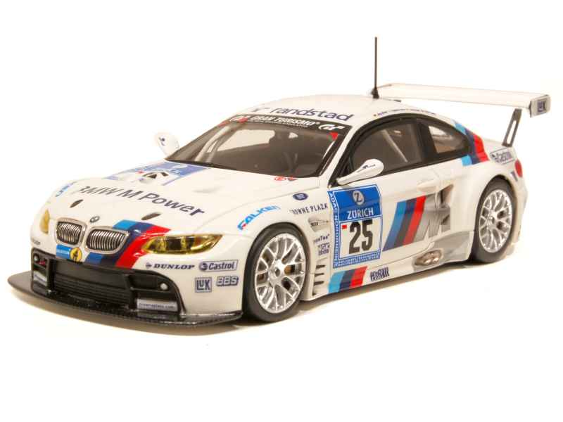 bmw m3 gt2 e92 vln nurburgring 2010 premium classixxs 1 43 autos miniatures tacot. Black Bedroom Furniture Sets. Home Design Ideas