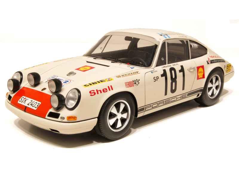 Porsche 911 R Tour De France Auto 1969 Spark Model 1