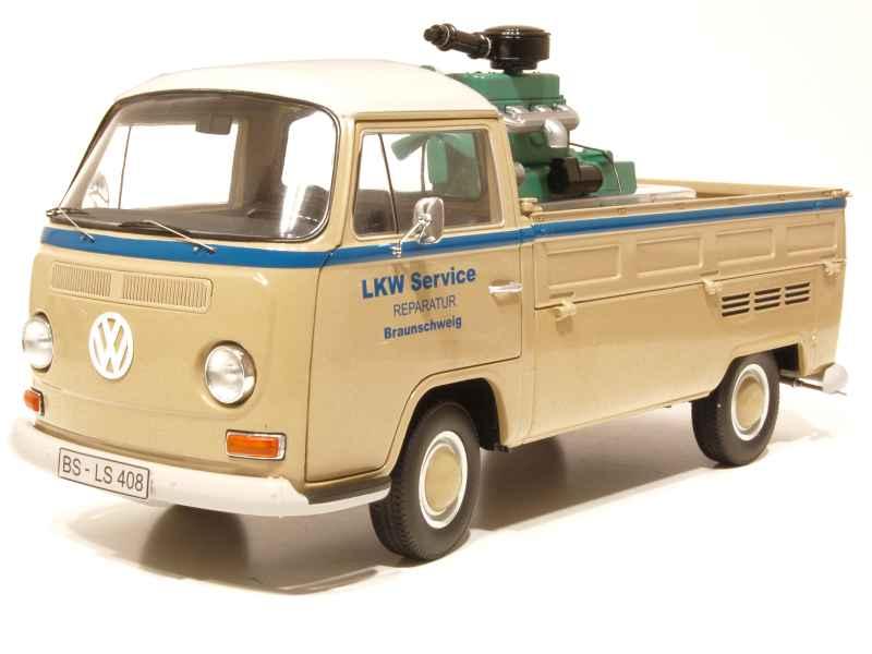 volkswagen combi t2a pick up schuco 1 18 autos miniatures tacot. Black Bedroom Furniture Sets. Home Design Ideas