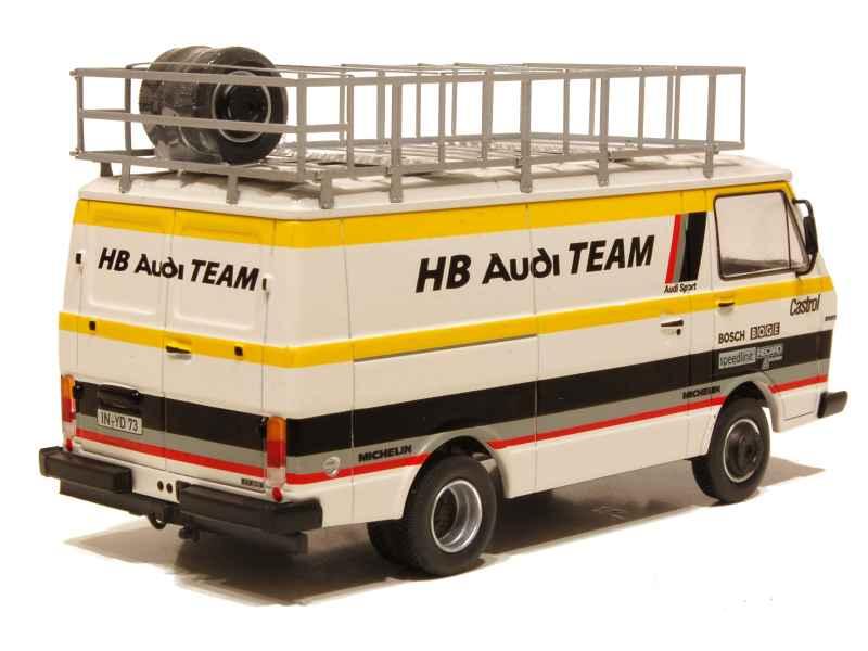 Volkswagen Lt Van Hb Audi Team Schuco 1 43 Autos