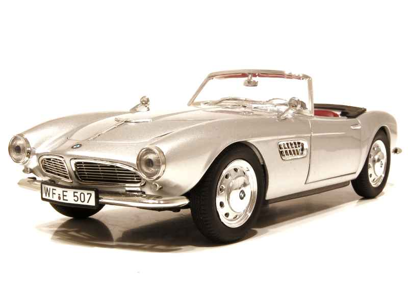 bmw 507 cabriolet revell metal 1 18 autos miniatures tacot. Black Bedroom Furniture Sets. Home Design Ideas