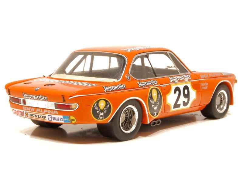 Bmw 3 0 Csl E09 Nurburgring 1973 Spark Model 1 43 Autos Miniatures Tacot