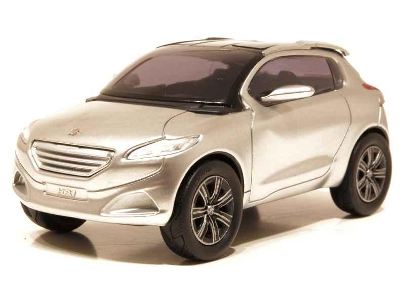 Provence Moulage -  Peugeot HR1 Salon de Paris 2010 - 1 43  acheter pas cher