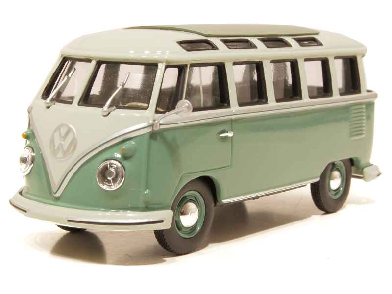 volkswagen combi t1 samba bus 1961 minichamps 1 43 autos miniatures tacot. Black Bedroom Furniture Sets. Home Design Ideas