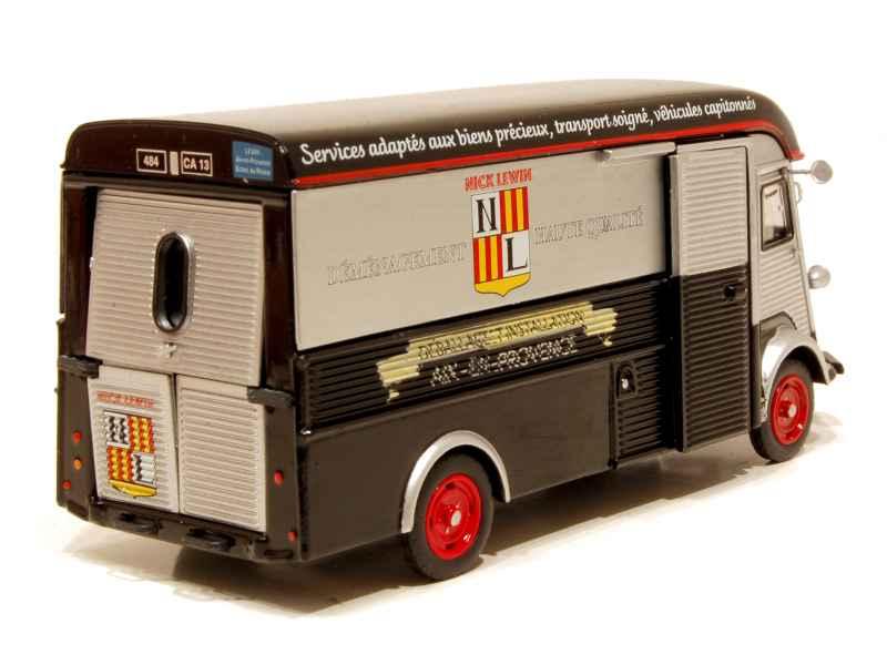 citro n hy d m nagement long 1955 x press h 1 43 autos miniatures tacot. Black Bedroom Furniture Sets. Home Design Ideas