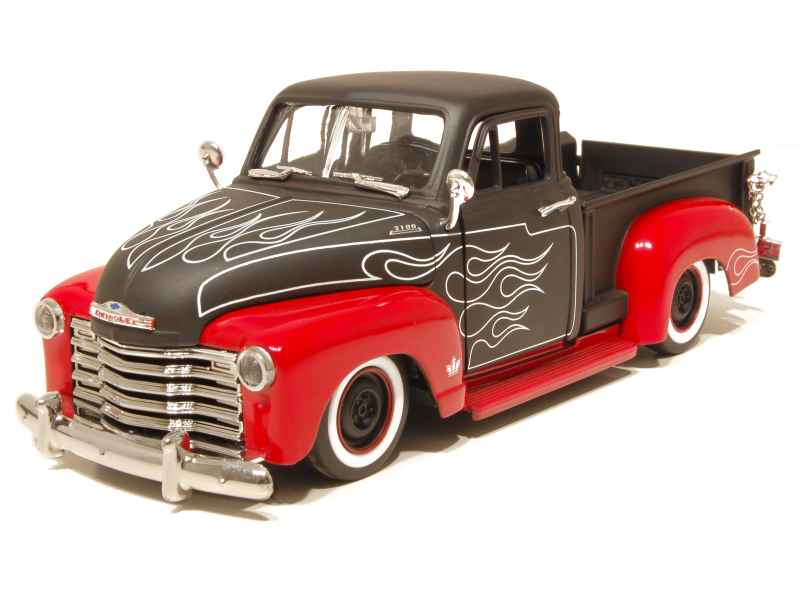 chevrolet 3100 pick up tuning 1953 jada toys 1 24 autos miniatures tacot. Black Bedroom Furniture Sets. Home Design Ideas