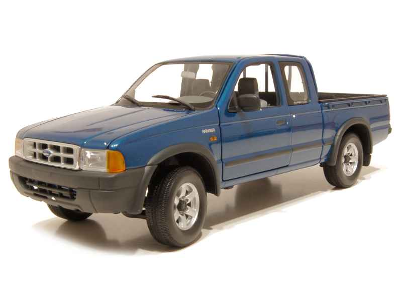 ford ranger pick up 2000 action 1 18 autos miniatures tacot. Black Bedroom Furniture Sets. Home Design Ideas