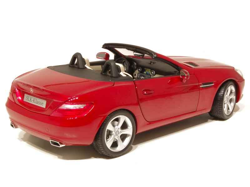 Mercedes - SLK Class/ R172 2011 - Minichamps - 1/18 - Autos Miniatures ...