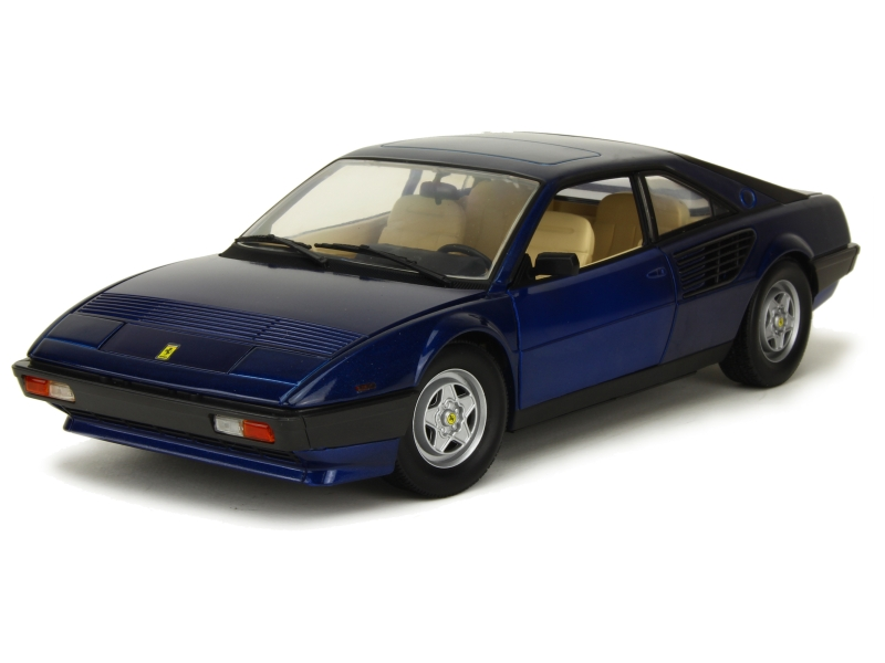 ferrari mondial 8 1982 hot wheels 1 18 autos miniatures tacot. Black Bedroom Furniture Sets. Home Design Ideas