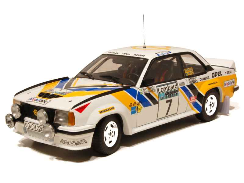 sun star opel ascona 400 lombard rally 1980 1 18 ebay. Black Bedroom Furniture Sets. Home Design Ideas
