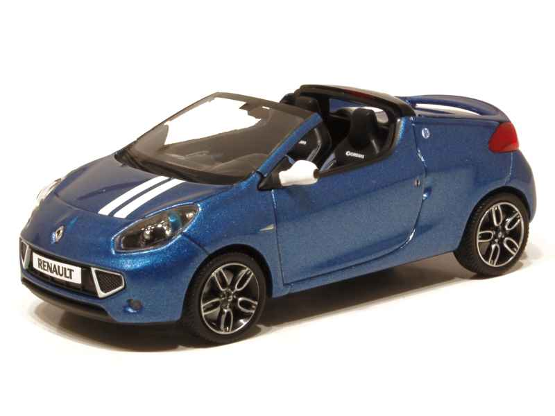 renault wind gordini 2011 minichamps 1 43 autos miniatures tacot. Black Bedroom Furniture Sets. Home Design Ideas