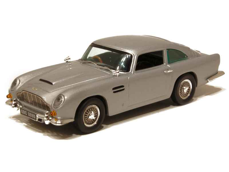 aston martin db5 coup 1963 vitesse 1 43 autos miniatures tacot. Black Bedroom Furniture Sets. Home Design Ideas