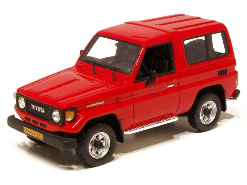 toyota land cruiser lj70 1986 neo 1 43 autos miniatures tacot. Black Bedroom Furniture Sets. Home Design Ideas