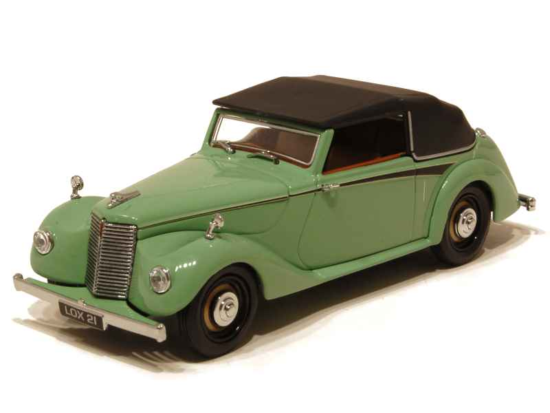 67600 Armstrong Siddeley Hurricane Cabriolet 1948