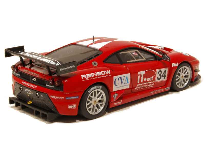 ferrari f430 gt3 2009 elite 1 43 autos miniatures tacot. Black Bedroom Furniture Sets. Home Design Ideas