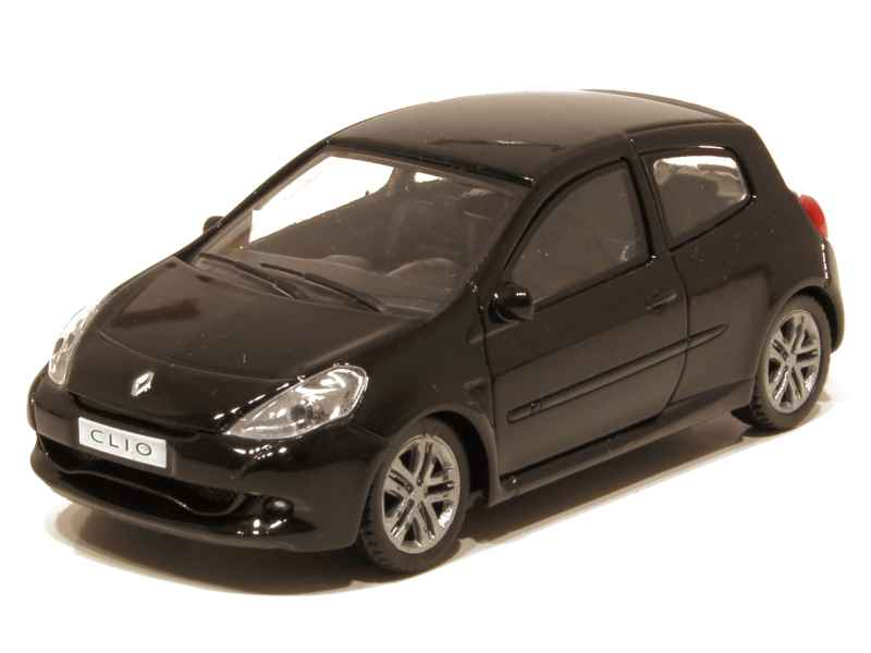 renault clio iii rs 2009 mondo motors 1 43 autos. Black Bedroom Furniture Sets. Home Design Ideas