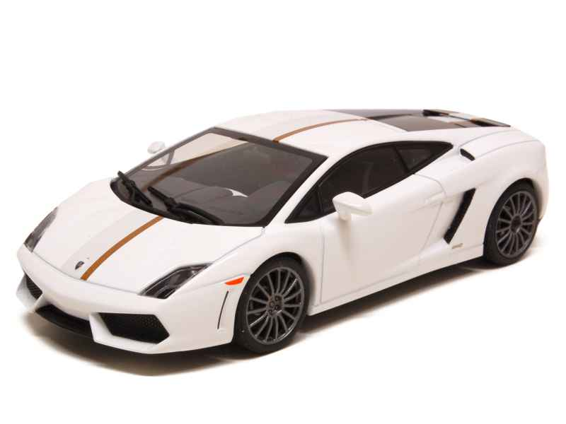 lamborghini gallardo lp 550 2 balboni 2009 autoart 1 43 autos miniatures tacot. Black Bedroom Furniture Sets. Home Design Ideas