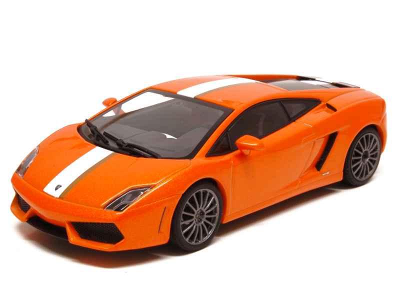 lamborghini gallardo lp 550 2 balboni 2009 autoart 1 43 autos miniatures tacot. Black Bedroom Furniture Sets. Home Design Ideas