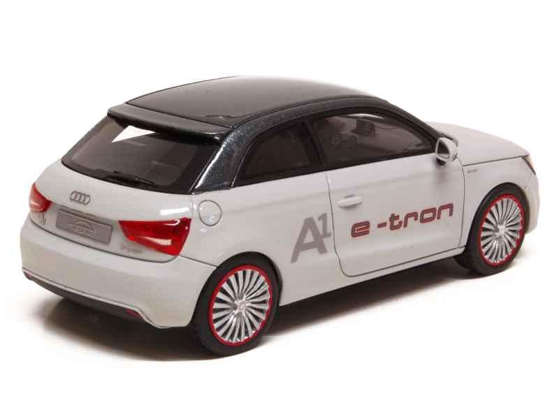 audi a1 e tron looksmart 1 43 autos miniatures tacot. Black Bedroom Furniture Sets. Home Design Ideas