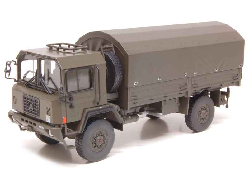 67936 Saurer 6 DM 4X4 Canvas Militaire
